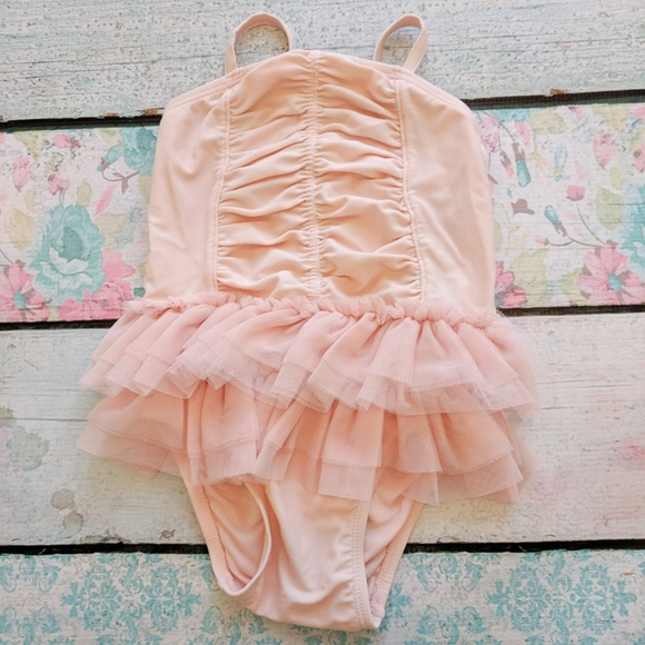 Old Navy Other - Ruffle Swimsuit Old Navy 12 -18 months